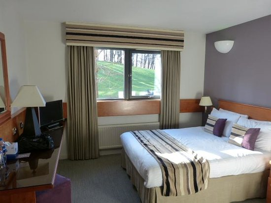 Stirling Court Hotel: Room View