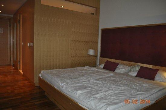 Therme Laa - Hotel & Spa : Pokój