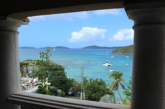 Grande Bay Resort : View from the studio.