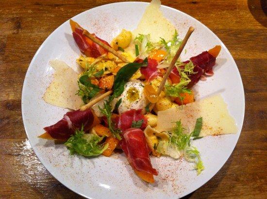 La pasta: La salade fraîcheur en été...