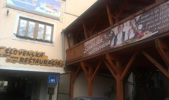 Slovenska Restauracia