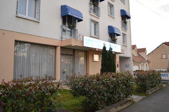 hotel christina reviews price comparison chateauroux france tripadvisor. Black Bedroom Furniture Sets. Home Design Ideas