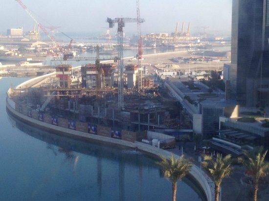 Rosewood Abu Dhabi: View