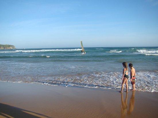 Geriba Beach : Geriba en familia