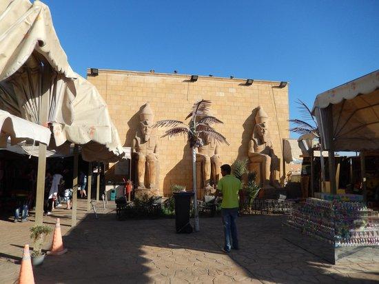 El Fanar: DAHAB Boutique pour touristes ( Papyrus )