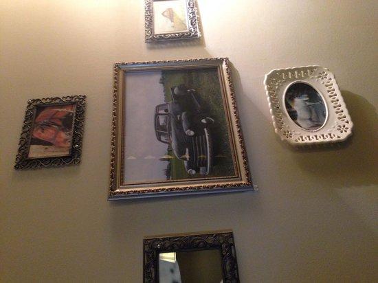 Farmer's Daughter Hotel: Loved the little details!