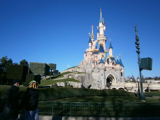 Disneyland Park: Замок спящей красавицы