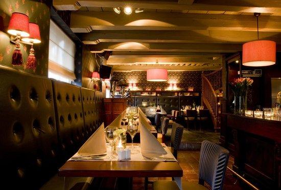 Restaurant de Lausanne