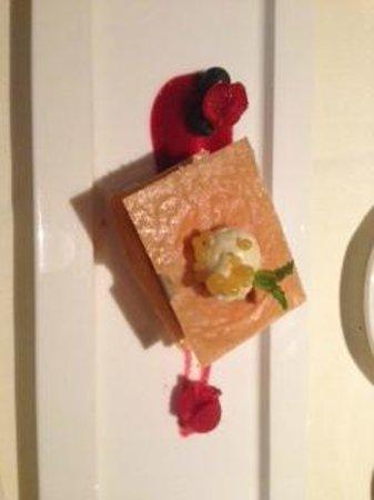 Five Sails Restaurant: dessert