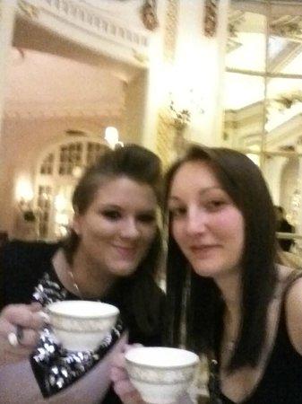 Tea at the Ritz : Chin Chin