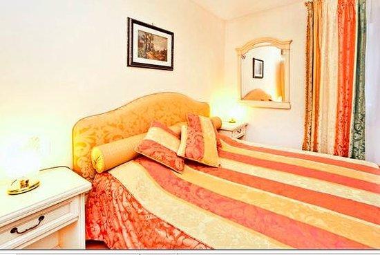 Rezidenza Ai Giardini: Double Classic Room