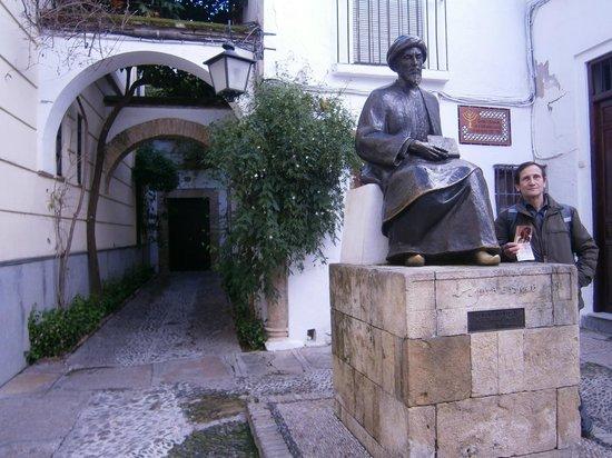 Jewish Quarter (Juderia): Беседа с Маймонидом