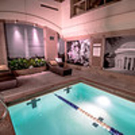 The Spa at the Four Seasons: Lap Pool