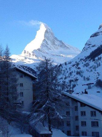 CERVO Zermatt: Matterhorn View