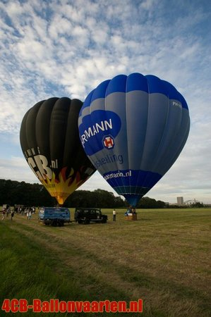 4CB Ballooning the Netherlands