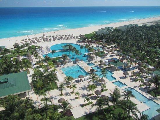 Iberostar Cancun: vista de la habitacion