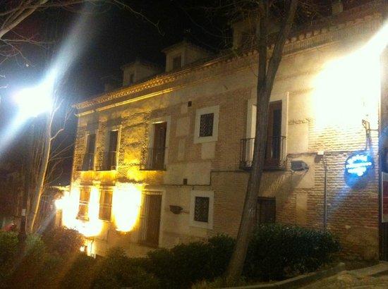 Sercotel Hotel Pintor el Greco : Fachada hotel