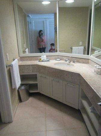 Iberostar Cancun: baño