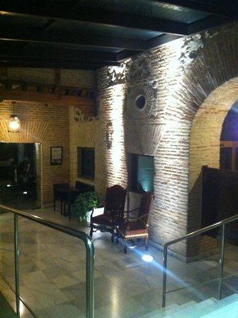 Sercotel Hotel Pintor el Greco : Entrada al salon comedor