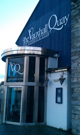 The Vauxhall Quay