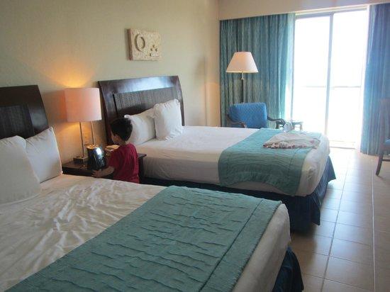 Iberostar Cancun: dos camas king