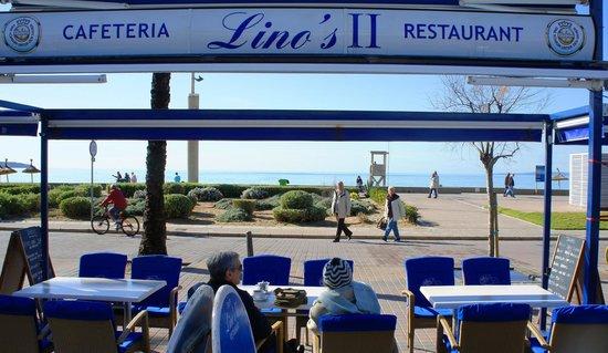 Linos Cafeteria y Restaurante: vistas