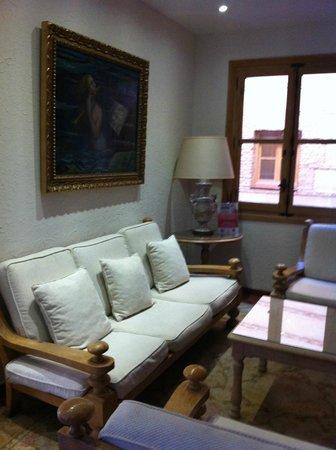 Sercotel Hotel Pintor el Greco: Salas de lectura