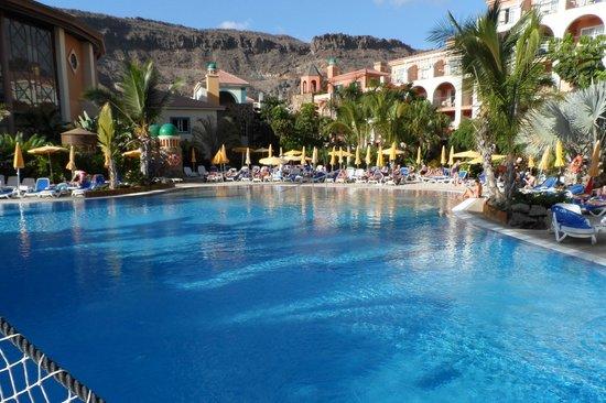 Cordial Mogan Playa: Hotel - zwembad
