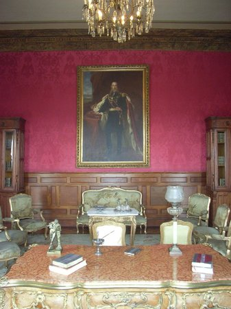 Château de Chapultepec : One of the ante rooms