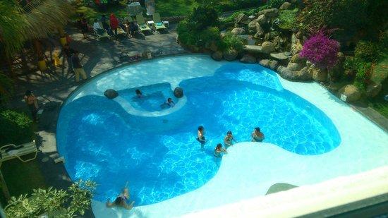 Holiday Inn Cuernavaca: View from room..