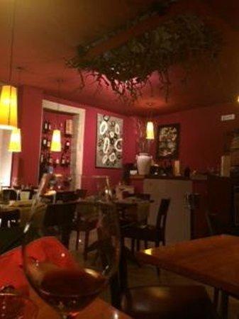 Enoteca Segreta: Interior do restaurante