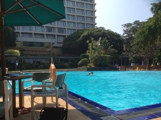 Cinnamon Grand Colombo : pool