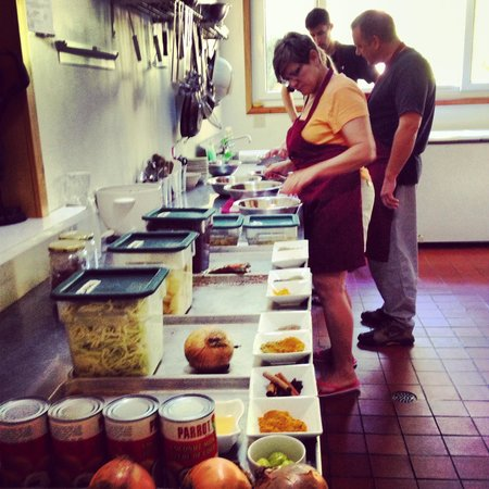 Ooloonthoo Indian Cuisine: Cooking class