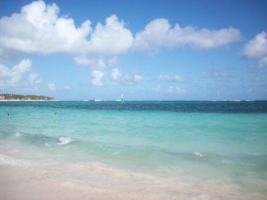 Now Larimar Punta Cana: Amazing beach!