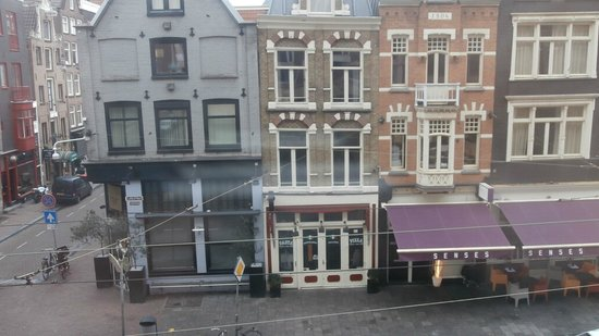 NH Carlton Amsterdam : View from hotel window