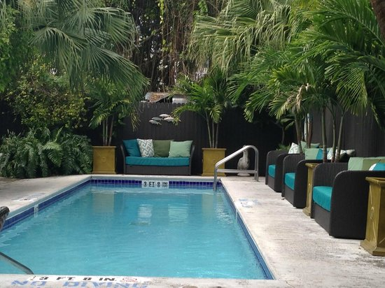 Cypress House Hotel : Key West : Pool