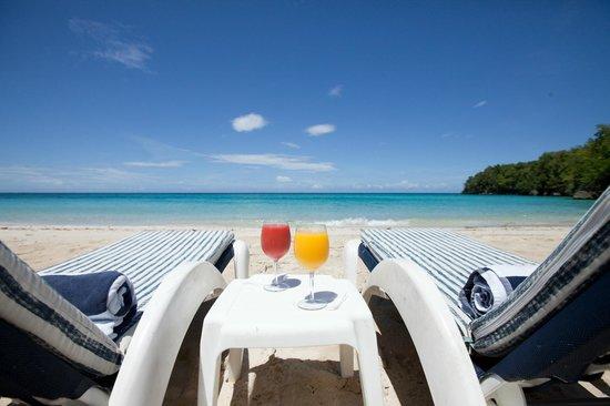 Prospect Plantation : Beach