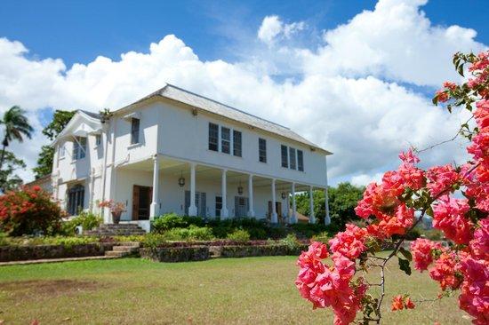 Prospect Plantation: Greathouse