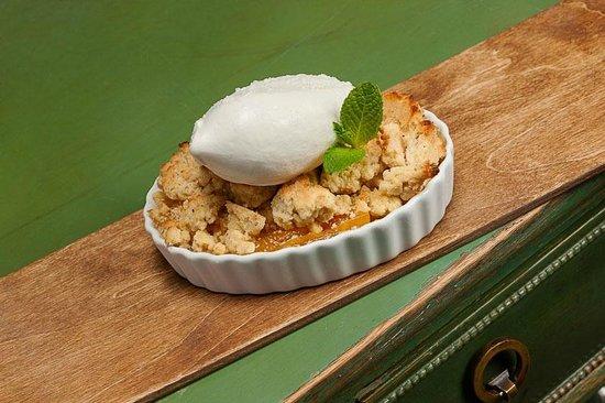 agustin kitchen seasonal cobbler - Agustin Kitchen
