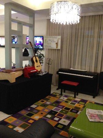 Hotel Verde Cape Town International Airport : Inspiracao