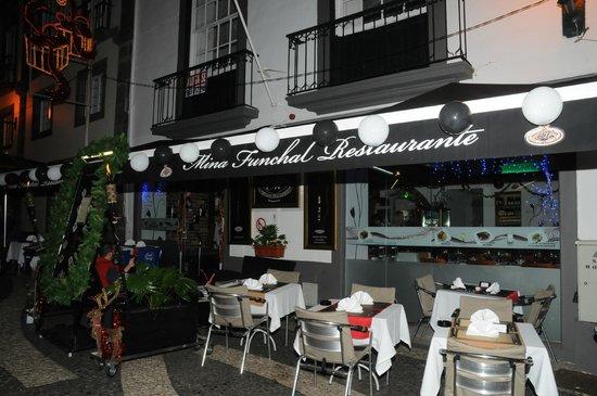 Mina Funchal Restaurante