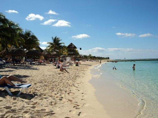 Allegro Cozumel : Allegro beach