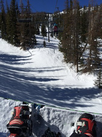 Wolf Creek Ski Resort: Bonanza Lift