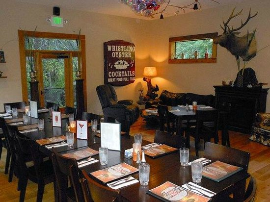 The Timberhouse Restaurant: Large group dining room for private parties and meetings