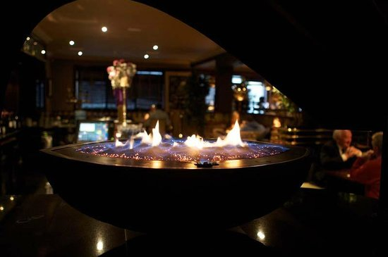 Henrys Bar & Restaurant: Our Gas Fire