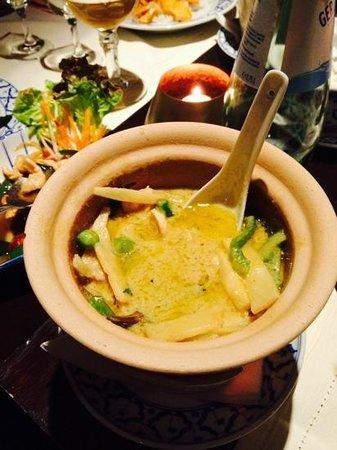 Chang Thong Thai: Thai Green Curry