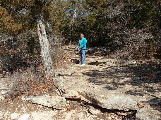Hiking @ Meridian State Park