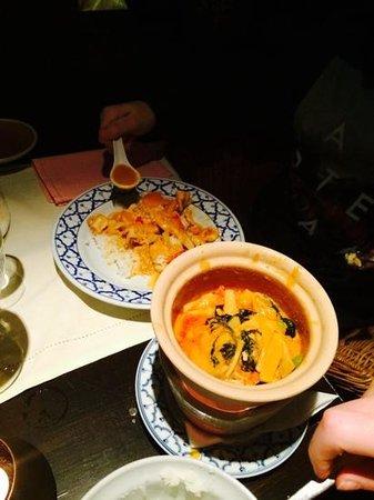 Chang Thong Thai: Thai Red Curry