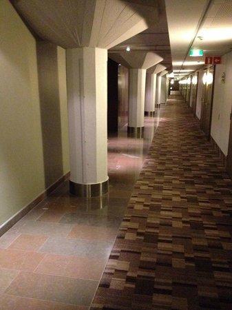 Scandic Grand Marina : SGM Hallway