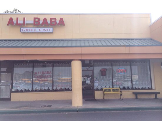 Ali Baba Grill Cafe I Think This Restaurant Is The Best Turkish In Fort